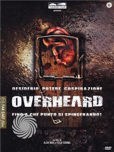 Overheard - DVD - thumb - MediaWorld.it