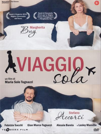 Viaggio sola - DVD - thumb - MediaWorld.it
