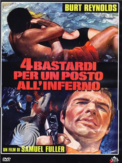 4 bastardi per un posto all'inferno - DVD - thumb - MediaWorld.it