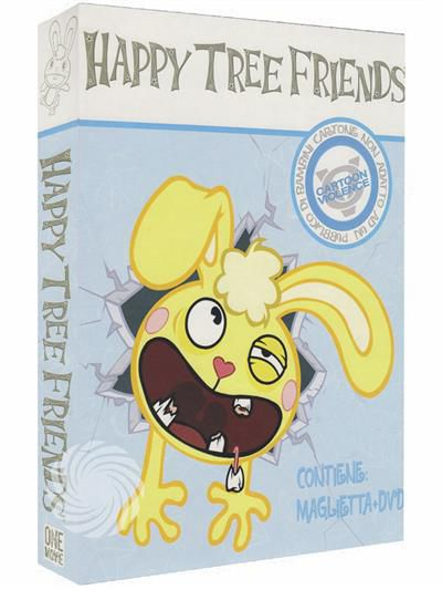 Happy tree friends - DVD - thumb - MediaWorld.it
