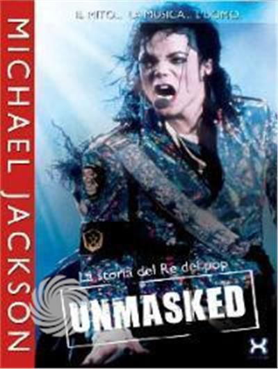 Jackson Michael - Unmasked - DVD - thumb - MediaWorld.it