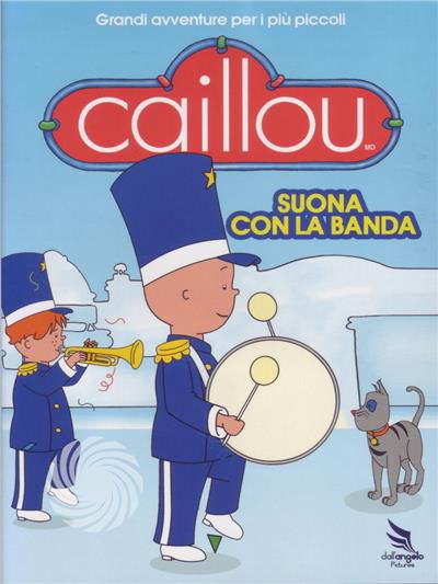 Caillou - Suona con la banda - DVD - thumb - MediaWorld.it