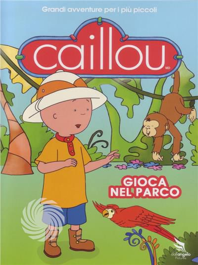 Caillou - Gioca nel parco - DVD - thumb - MediaWorld.it