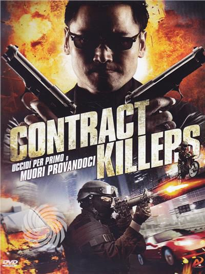 Contract killers - DVD - thumb - MediaWorld.it