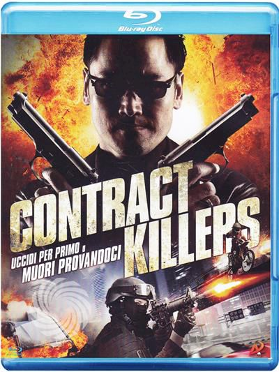 Contract killers - Blu-Ray - thumb - MediaWorld.it