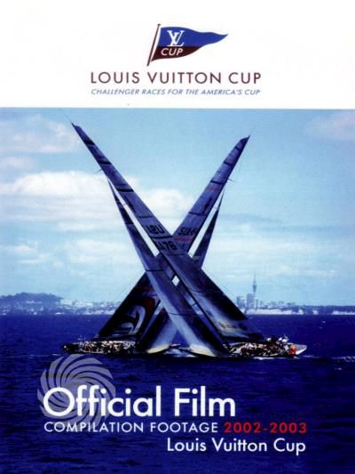 Louis Vuitton Cup - Official film compilation footage 2002-2003 - DVD - thumb - MediaWorld.it
