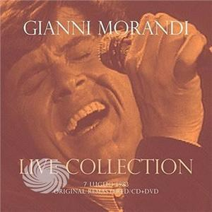 Morandi,Gianni - Concerto Live At Rsi (7 Luglio 1983) - Cd+Dvd Digi - CD - thumb - MediaWorld.it