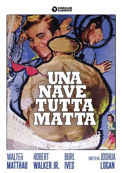 UNA NAVE TUTTA MATTA - DVD - thumb - MediaWorld.it