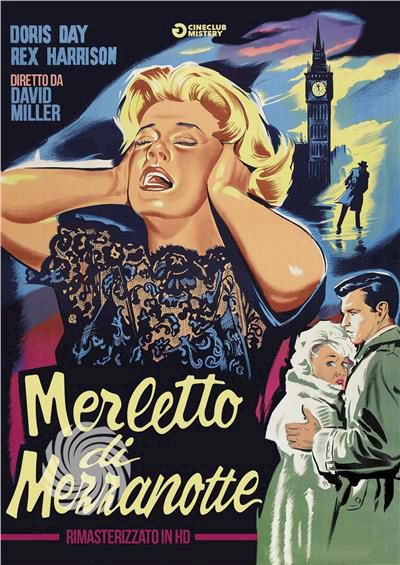 Merletto di mezzanotte - DVD - thumb - MediaWorld.it