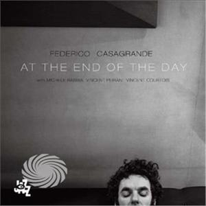 Casagrande,Federico - At The End Of The Day - CD - thumb - MediaWorld.it