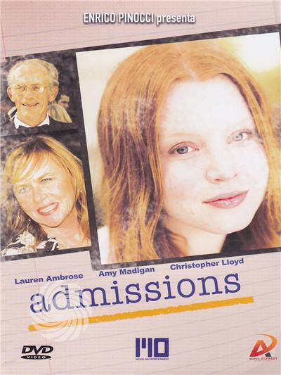 Admissions - DVD - thumb - MediaWorld.it
