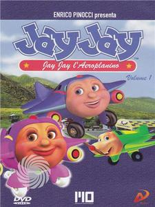 Jay Jay l'aeroplanino - DVD - thumb - MediaWorld.it