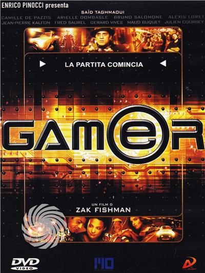 Gamer - DVD - thumb - MediaWorld.it
