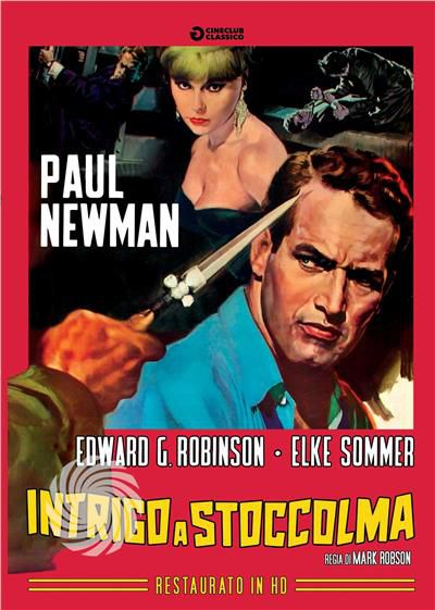 Intrigo a Stoccolma - DVD - thumb - MediaWorld.it
