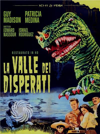 La valle dei disperati - DVD - thumb - MediaWorld.it