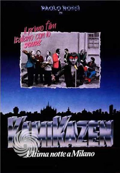 KAMIKAZEN - ULTIMA NOTTE A MILANO - DVD - thumb - MediaWorld.it