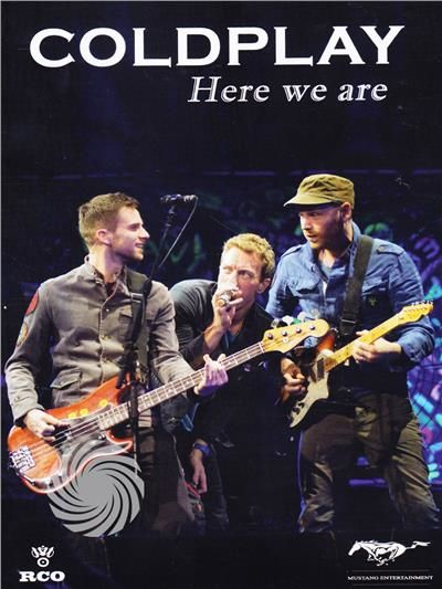 Coldplay - Here we are - DVD - thumb - MediaWorld.it