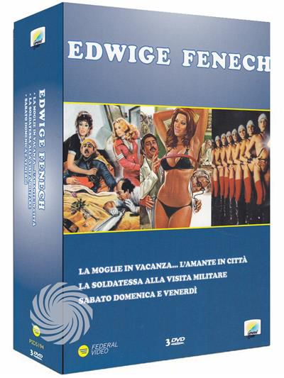 Edwige Fenech - DVD - thumb - MediaWorld.it