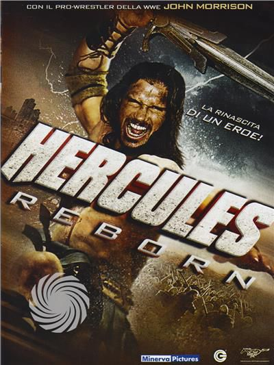 Hercules reborn - DVD - thumb - MediaWorld.it