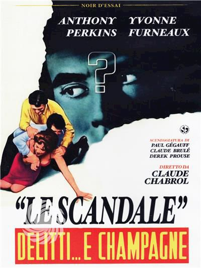 Le scandale - Delitti... e champagne - DVD - thumb - MediaWorld.it