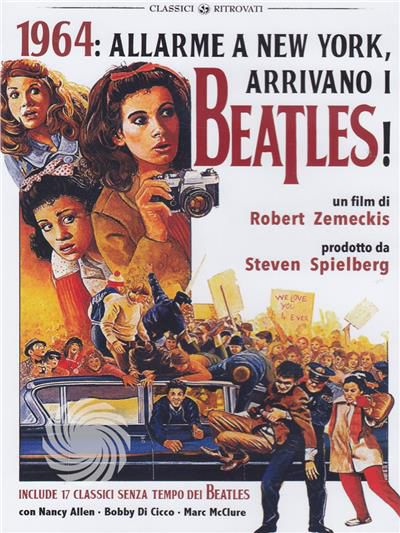 1964: allarme a New York, arrivano i Beatles! - DVD - thumb - MediaWorld.it