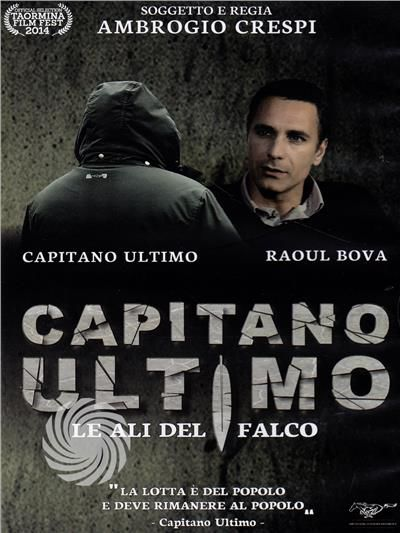 Capitano Ultimo - Le ali del falco - DVD - thumb - MediaWorld.it