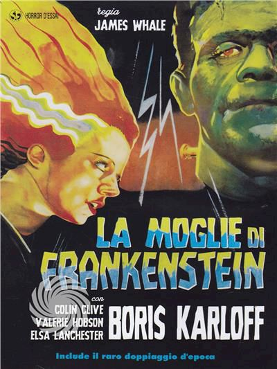 La moglie di Frankenstein - DVD - thumb - MediaWorld.it