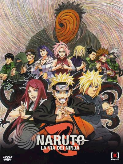 Naruto - La via dei ninja - DVD - thumb - MediaWorld.it