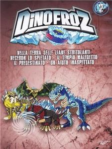 Dinofroz - DVD - Stagione 1 - thumb - MediaWorld.it