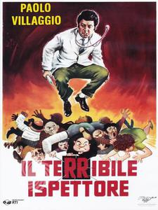 Il terribile ispettore - DVD - thumb - MediaWorld.it
