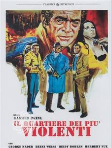 Il quartiere dei più violenti - DVD - MediaWorld.it
