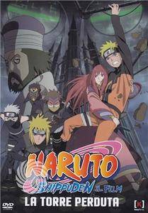 Naruto - Il film - La torre perduta - DVD - MediaWorld.it