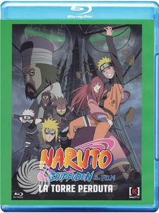 Naruto - Il film - La torre perduta - Blu-Ray - MediaWorld.it