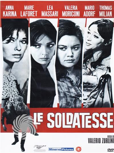 Le soldatesse - DVD - thumb - MediaWorld.it