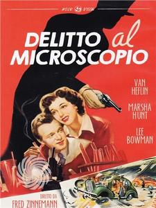 Delitto al microscopio - DVD - MediaWorld.it