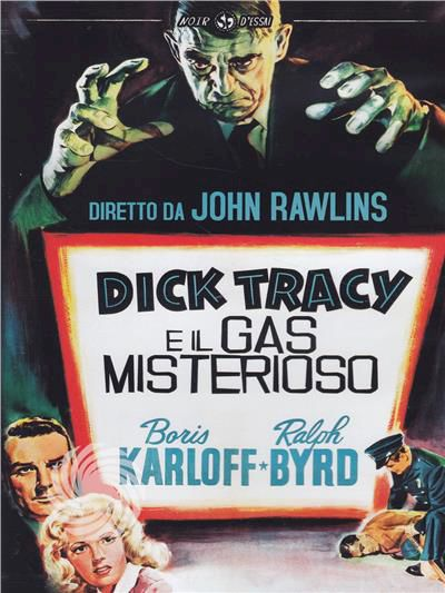 Dick Tracy e il gas misterioso - DVD - thumb - MediaWorld.it