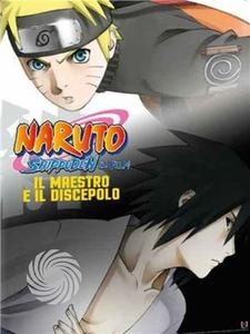 Naruto - Il film - Il maestro e il discepolo - DVD - thumb - MediaWorld.it