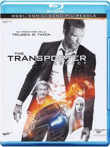 The transporter legacy - Blu-Ray - MediaWorld.it
