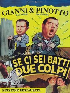 Se ci sei batti due colpi - DVD - thumb - MediaWorld.it