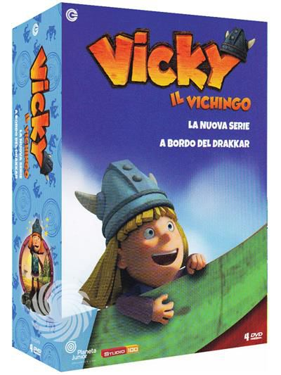 Vicky il vichingo - A bordo del Drakkar - DVD - thumb - MediaWorld.it