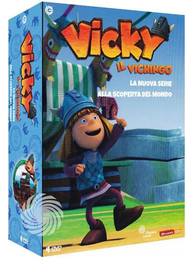 Vicky il vichingo - Alla scoperta del mondo - DVD - thumb - MediaWorld.it