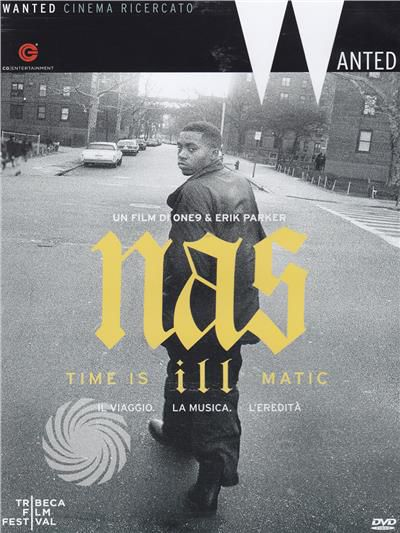 Nas - Time is illmatic - DVD - thumb - MediaWorld.it