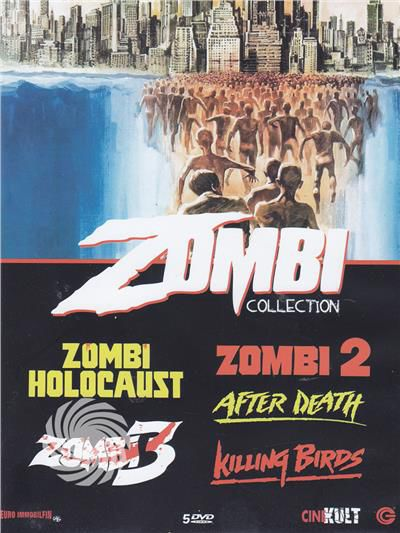 Zombi collection - DVD - thumb - MediaWorld.it