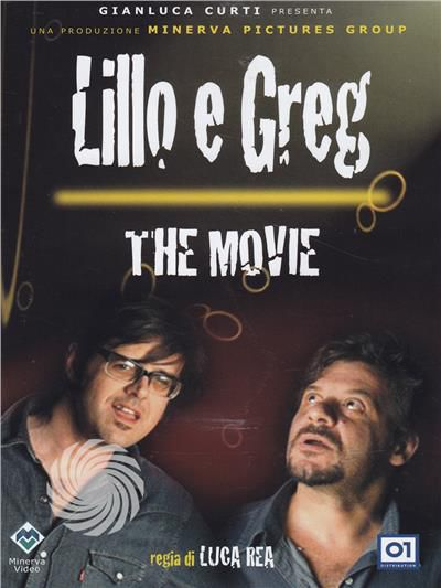 Lillo & Greg - The movie - DVD - thumb - MediaWorld.it