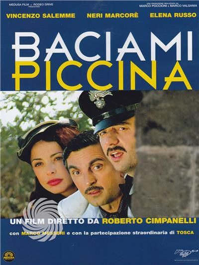Baciami piccina - DVD - thumb - MediaWorld.it
