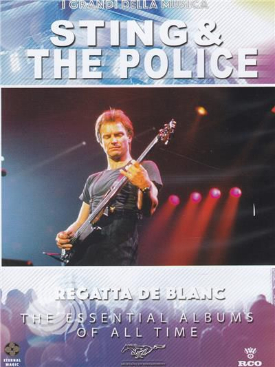 Sting & The Police - Regatta de Blanc - DVD - thumb - MediaWorld.it