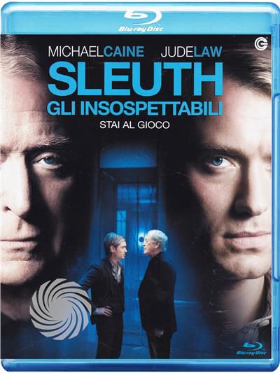 Sleuth - Gli insospettabili - Blu-Ray - thumb - MediaWorld.it