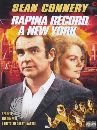 Rapina record a New York - DVD - thumb - MediaWorld.it