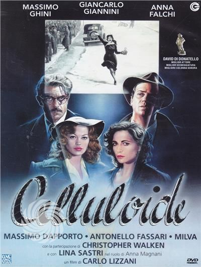 Celluloide - DVD - thumb - MediaWorld.it