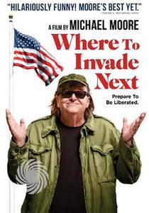 Where to invade next - DVD - thumb - MediaWorld.it
